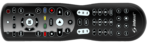 Inteset Universal Remote Control Device Code Lookup